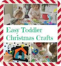 mummy u0027s little blog easy toddler christmas crafts