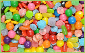 fun facts candy tropical foods