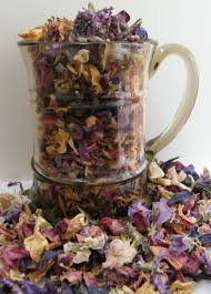 potpourri displaying my traditional potpourri dried flower crafts
