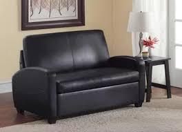 Small Leather Sleeper Sofa Seat Sleeper Sofa Loveseat Sleeper Ebay Facil Furniture