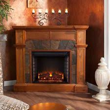 Electric Corner Fireplace Corner Electric Fireplace Ebay
