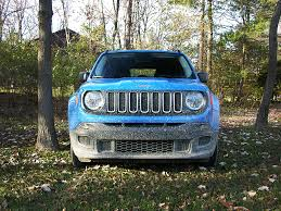 tan jeep renegade 2015 jeep renegade review everything that is jeep in a smaller