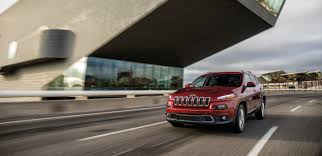 red jeep cherokee 2019 jeep cherokee red color background city 4k hd wallpaper
