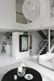 New Modern Black And White by Scandinavian Modern Black And White Interior Design