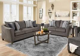 jada blue chenille sofa u0026 loveseat badcock home furniture u0026 more