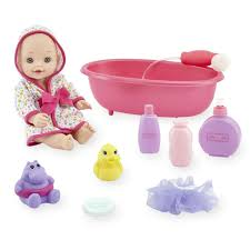 Baby Born Bath And Shower You Me Bath Time Baby Playset Toys