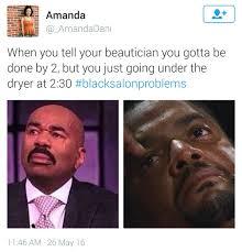 Black Hair Meme - black salon problems natural hair boutique pinterest salons
