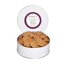 tonya s cookies peanut brittle cookies tin