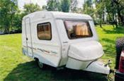 Small Caravan by Types Of Caravans The Camping And Caravanning Club
