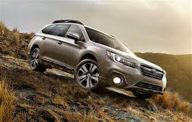 green subaru outback 2018 2018 subaru outback refreshed for 2018 the car magazine