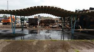 halloween city beaumont tx iconic pig stand birthplace of texas toast is demolished san