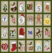 advent calendar chepstow school