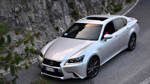 lexus new 2015 2015 lexus gs 450h revs up hybrid driving performance with new f