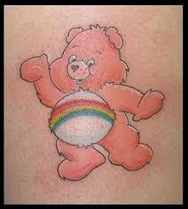 bear tattoo art designs 71
