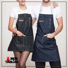 tablier homme cuisine tablier en pour homme et femme pour cuisiner sans se tacher