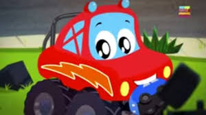bigfoot presents meteor and the mighty monster trucks little red car monster truck dan we are the monster trucks