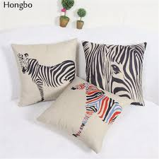 Animal Print Furniture by Online Get Cheap Zebra Print Sofa Aliexpress Com Alibaba Group