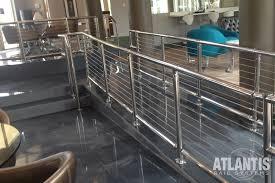 Handicap Handrail Ada Compliant Railing Photo Gallery Atlantis Rail Systems