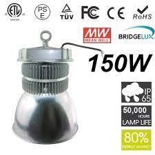 150 watt light fixture 150 watt 5500 6500k led high bay warehouse light fixtures