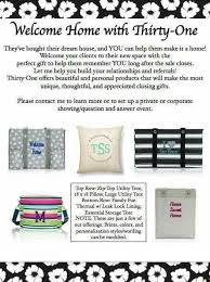 12 best thirty one realtor ideas images on 31 gifts