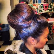 big bun hair wow big hair bun 3 awesome hair style hair
