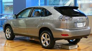 lexus harrier 2016 file 2003 toyota harrier 02 jpg wikimedia commons