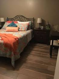 home decorators showcase home decorators collection ann arbor oak 8 mm thick x 6 1 8 in