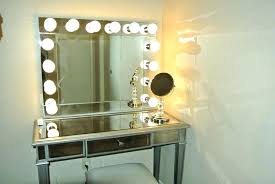 light up makeup table light up vanity table luxury light up mirror and modern lighted