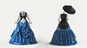 Designer Creating A Victorian Style Gown With Marvelous Designer Pluralsight