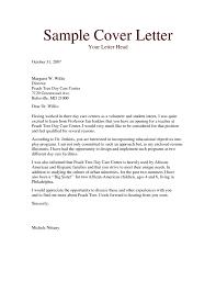 Sample Non Profit Resume Sample Cover Letter For Instructional Designer Images Cover