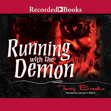 running with the audiobook by terry for just