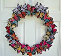 14 best endless wreaths images on pinterest butterfly wreaths