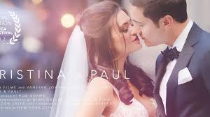 Videographer Nyc Christina And Paul Cipriani Wedding Nyc Wedding Videographer