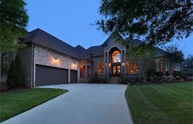 european home stunning chatelaine brick and stone european home with modern