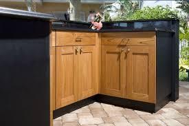 outdoor kitchen cabinet doors diy resplendent outdoor kitchen wood doors made from finished