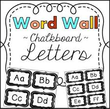 best 25 word wall letters ideas on pinterest word wall labels