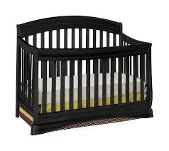 Black Convertible Crib by Delta Black Silverton 4 In 1 Crib