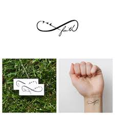 best infinity symbol tattoo products on wanelo