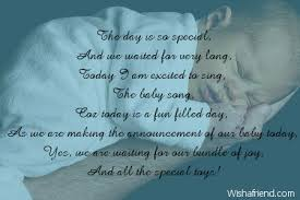 baby boy poems announcement poems