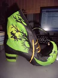 witch boots my work pinterest witches witch shoes and