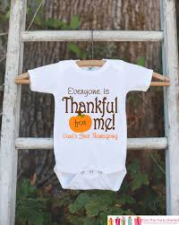 thankful for me thanksgiving shirt by getthepartystarted on zibbet