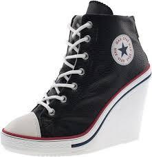 Converse High Heels Converse High Top Heels On The Hunt