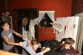 indoor haunted house maze ideas overall rating of reign of