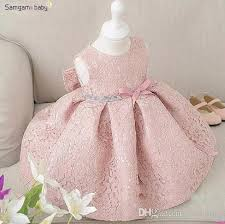 2017 newborn baby princess birthday formal christening