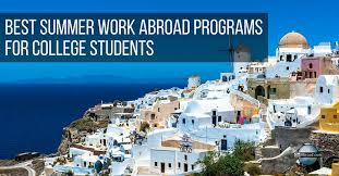 travel programs images Best summer work abroad programs jpg