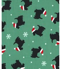 Bed Sheets For Summer Men U0027s Journal Holiday Showcase Christmas Cotton Fabric 43 U0027 U0027 Christmas Dog On