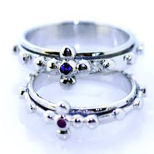catholic rosary ring rosary ring www estherleejewel ring jewerly