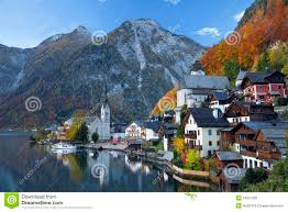 hallstatt austria royalty free stock photos image 34631368
