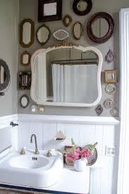 decorate a bathroom mirror vintage bathroom mirror bathroom design and shower ideas