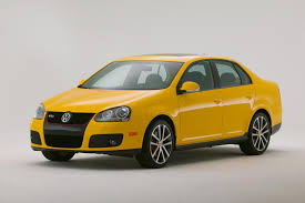volkswagen yellow 2007 volkswagen gti and gli fahrenheit special edition review